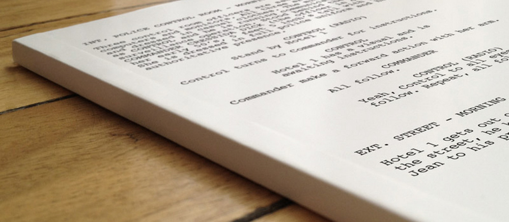 how to write movie scripts