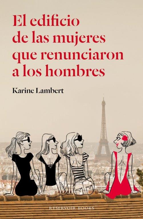 El edificio de las mujeres que renunciaron a los hombres - Karine Lambert (rom) El-edificio